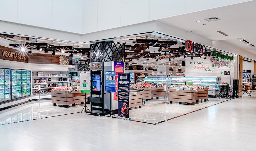 Public Domaine - Hero Supermarket