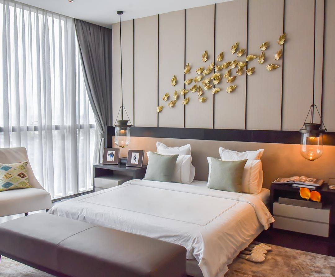 2 Bedroom, Type D Bedrooms