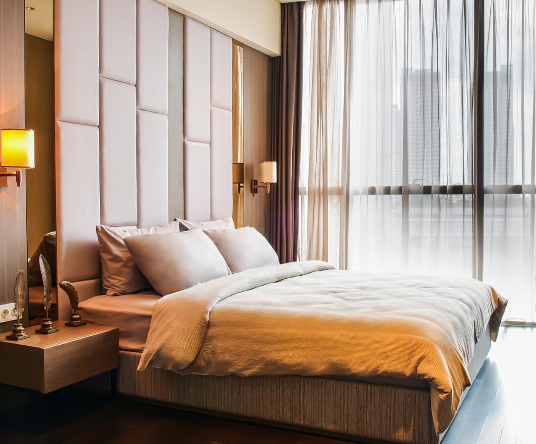3 Bedroom, Type A & C Bedrooms