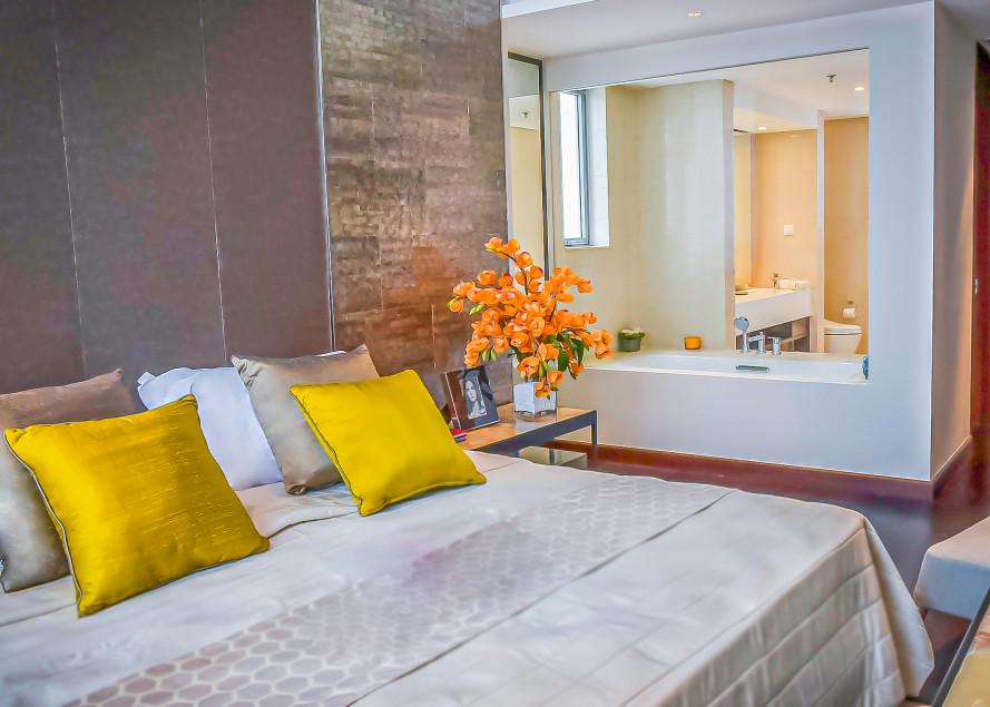 Apartemen 3 Bedroom, Type B