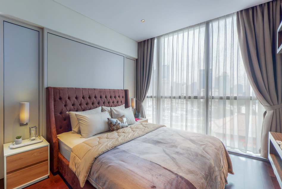 Apartemen 3 Bedroom, Type C Balcony